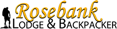 Rosebank Lodge & Backpacker Logo
